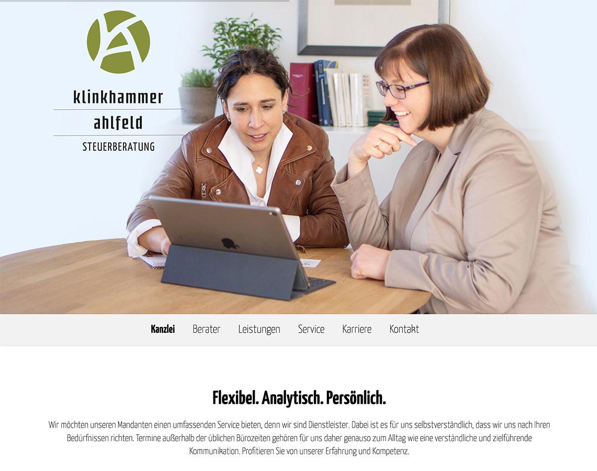Klinkhammer + Ahlfeld Steuerberatung