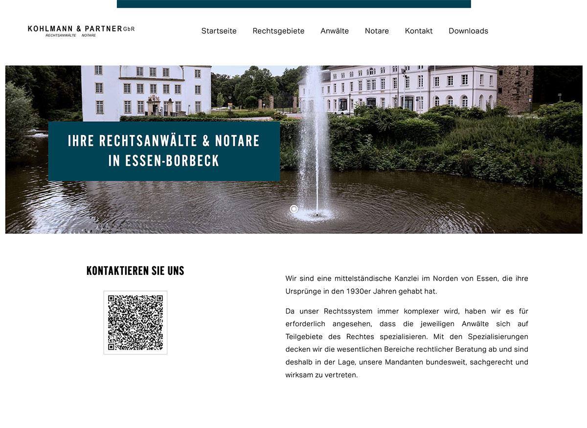 Kohlmann & Partner | Rechtsanwälte & Notare